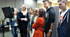 Uczniowie klasy policyjnej z Czerwińska nakręcili teledysk