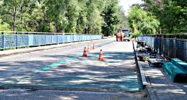 Naprawiają most w Jońcu, a będzie gruntowny remont