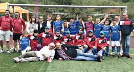 Sukces młodych piłkarzy PAF w Niemczech
