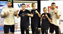 Boksowali na mistrzostwach Polski - medal był blisko