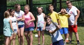 Decoupage, zumba, baseball i ringo w Stróżewie