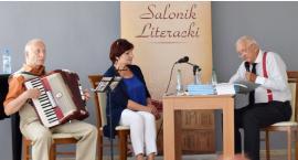 Optymistyczny salonik literacki w Plastusiu