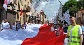 Ulicami Płońska przeszedł Marsz dla Życia i Rodziny