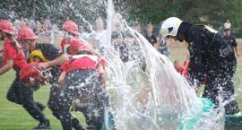 Drożdżyn zwycięski w zawodach strażackich