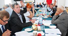 Absolutorium, pensja i skarga na czerwińskich obradach