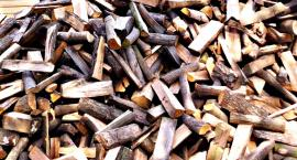 Tragedia po rąbaniu drewna w Grabiu
