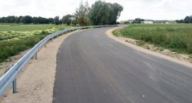 Nowa droga w Galominie