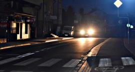 Ciemno wszędzie - kiedy oświetlenie na Warszawskiej?