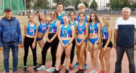 Siedem medali młodzików na mistrzostwach Mazowsza