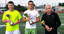 Fonderski mistrzem Płońska w tenisie