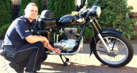 Motocykle i papugi - pasje dzielnicowego