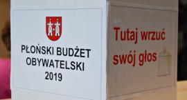 Płoński budżet obywatelski - projekty wybrane