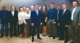 PSL w gminie Załuski ma pomysł na zmiany i szybki rozwój