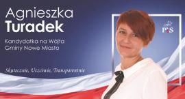 Agnieszka Turadek: skutecznie, uczciwie, transparentnie