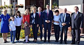 Premier w gminie Czerwińsk