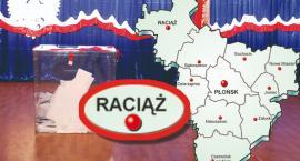 Skład nowej rady w Raciążu