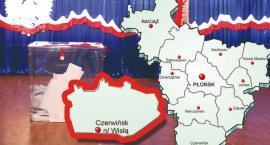 Skład nowej rady gminy Czerwińsk