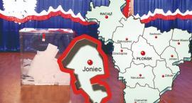 Skład nowej rady gminy Joniec