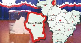 Skład nowej rady gminy Nowe Miasto