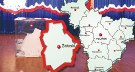 Skład nowej rady gminy Załuski