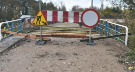 Uwaga - zamknięty most