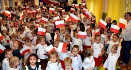 Świętowanie niepodległości - Przedszkole nr 3 Płońsk
