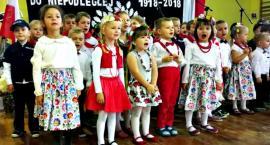 Świętowanie niepodległości - SP Gralewo
