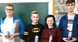 Lecą do Moskwy, czyli sukces uczniów ZS 1 Płońsk