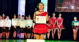 Wytańczyła drugie i trzecie miejsce