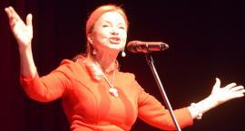 Laura Łącz i świąteczny wykład UTW