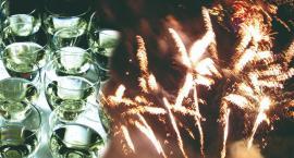 Powitanie Nowego Roku w płońskim rynku