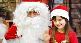Mikołaj u Kubusia Puchatka