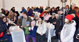 Wigilijnie w płońskim rynku