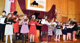 Instrumentalny finał uczniów szkoły muzycznej