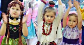 Tanecznie i kolorowo u Kubusia Puchatka