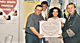 25 lat od pierwszej Wielkiej Orkiestry Świątecznej Pomocy
