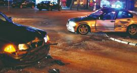 Najpierw uciekł z miejsca wypadku, potem zgłosił się sam na policję