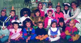 Karnawałowe przedszkolaki roku 2001