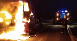 Strażackie dni w pigułce - uratowane konie i płonąca ciężarówka