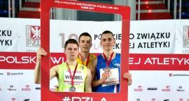 Brąz Damiana Trzaski na 200 metrów