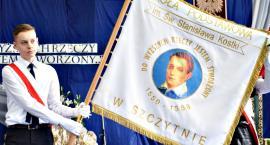 Uroczyście w Szczytnie - św. Stanisław Kostka patronem szkoły