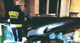 Strażackie dni w pigułce - wybuch pieca i inne pożary