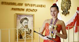 Na skrzydłach tańca - Aleksandra Zuba i jej mażoretkowa droga do sukcesu