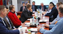 O śmieciach, kadencji sołtysów i psychologu w szkołach