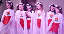 Koncert w Nowym Mieście - przedszkolaki tanecznie