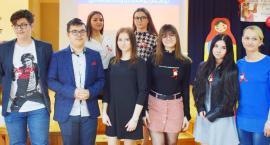 Samowar, matrioszki i koncert - dzień kultury rosyjskiej w ogólniaku