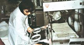 Kadry z poprzedniego wieku - pierwszy inkubator od WOŚP