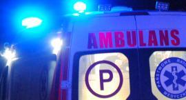 Tragicznie w Krajkowie - 60-latek wykrwawił się po wypadku