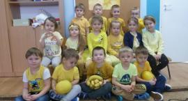 Wiosna i żółty dzień u przedszkolaków w Baboszewie
