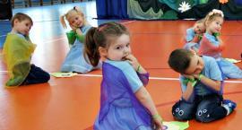 Wiosenna sobota z przedszkolakami - na scenie sochocińskie MOTYLKI